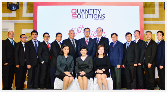 Quantity Solutions Inc | QSI Projects